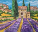 Lavender Field Provence